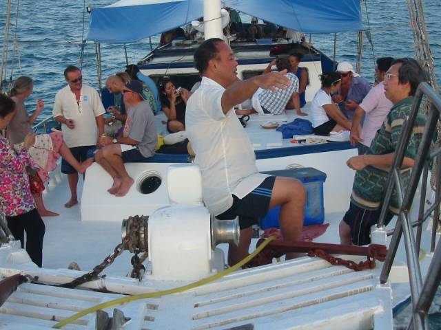 Langkawi Yacht Charter Party Cruise