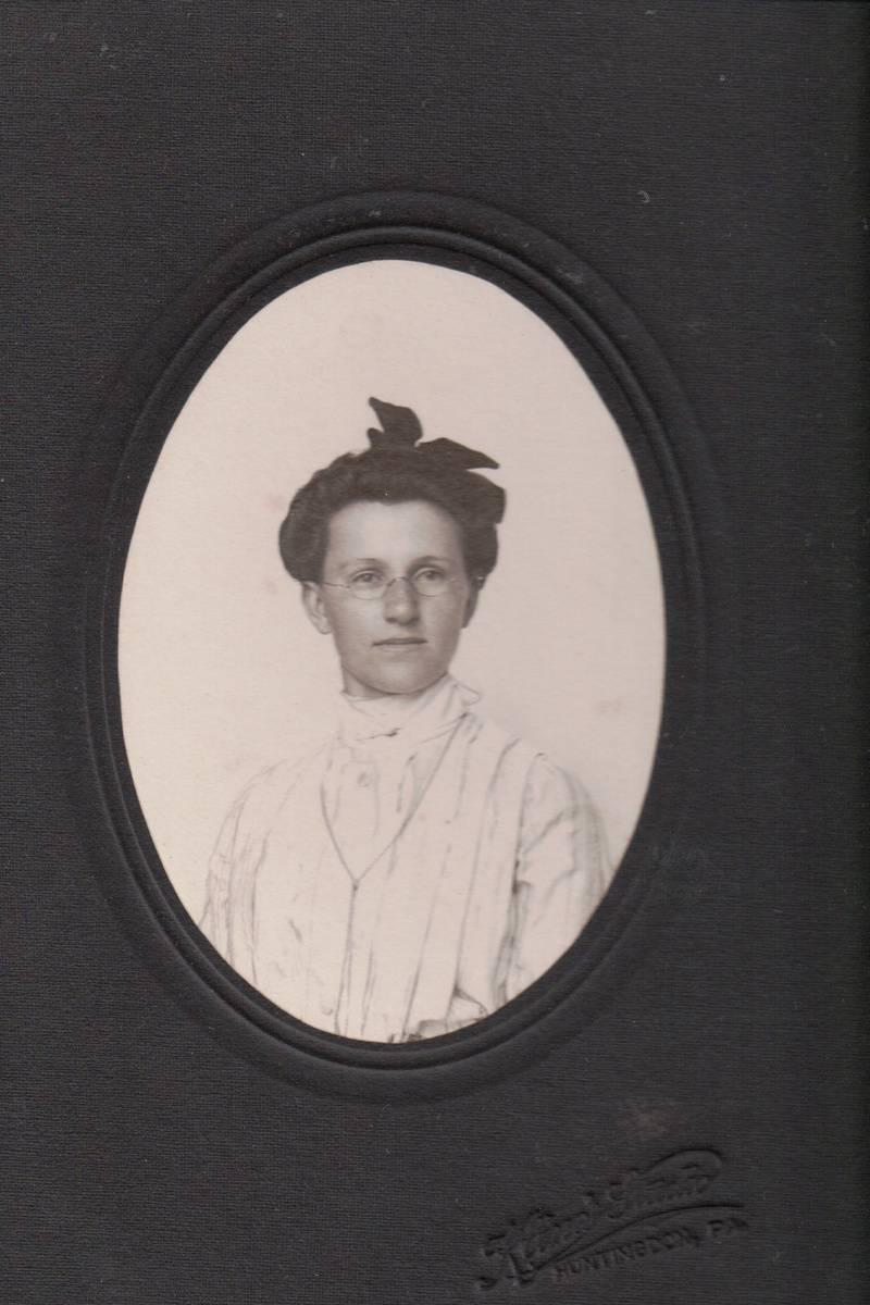 "Anna Eleanor ""Ellie"" (Anderson) Rinker (1879-1968)"
