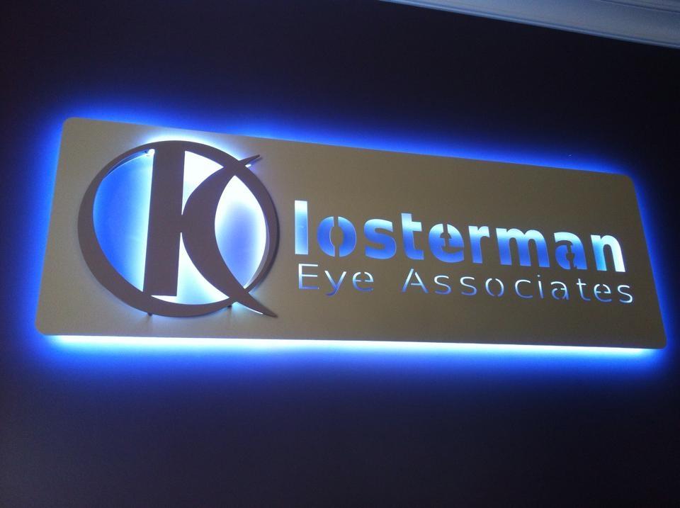 LED Klosterman Inside Sign