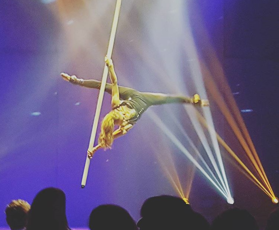 Aerial Pole