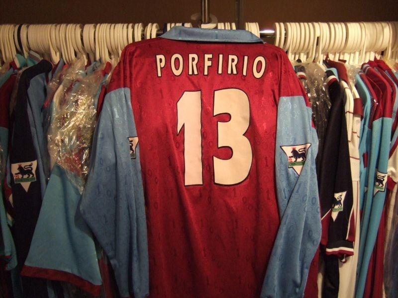 Hugo Porfirio 1996