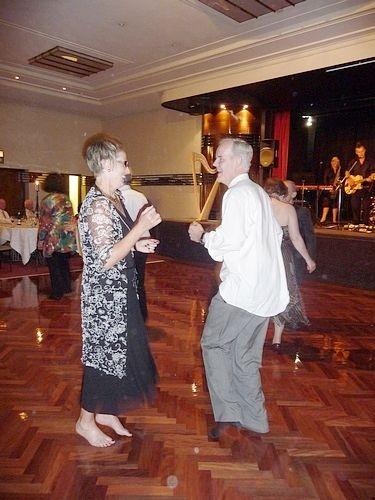 Parish Dinner Dance, March 2009