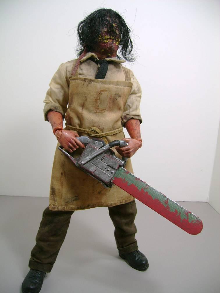 "Custom :Leatherface"""