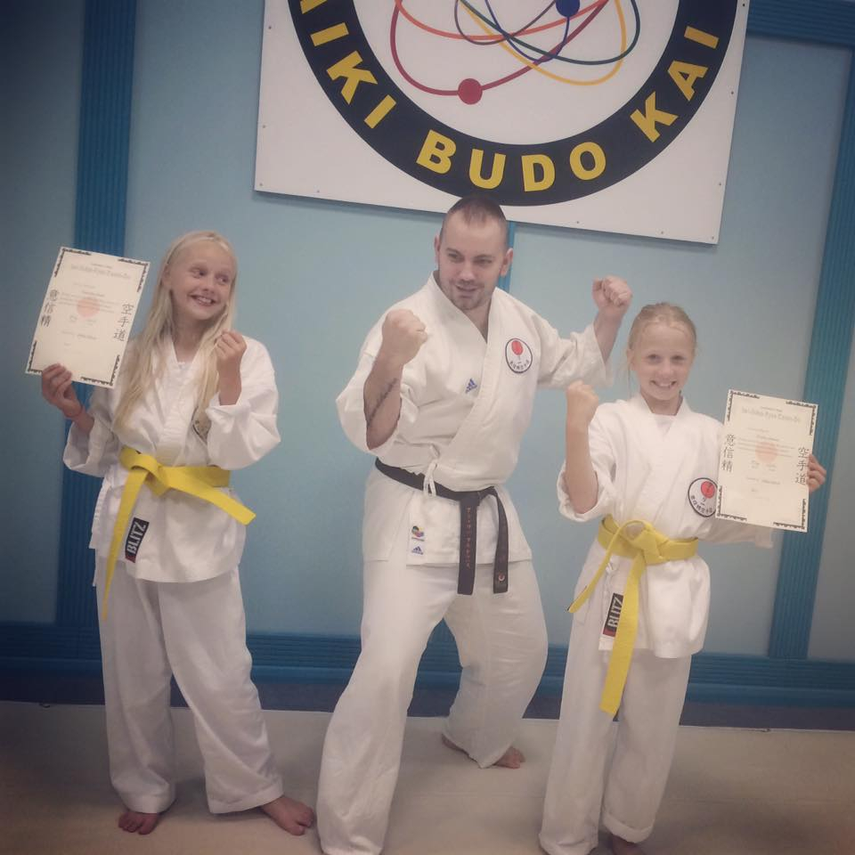 Twins yellow belts
