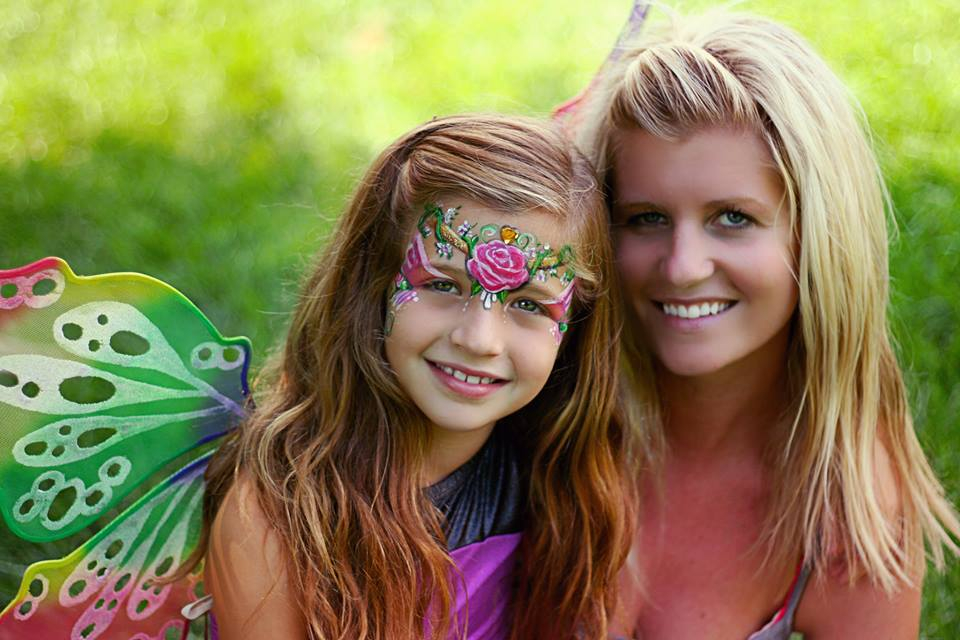 Face Painting and Photography