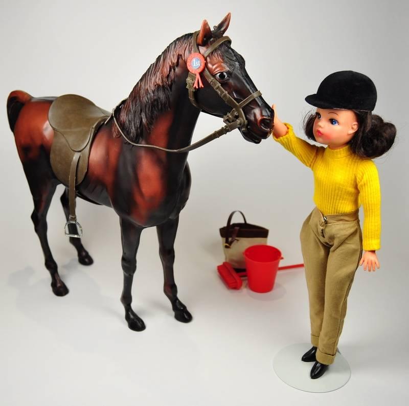 Sindy Horse 1974 version