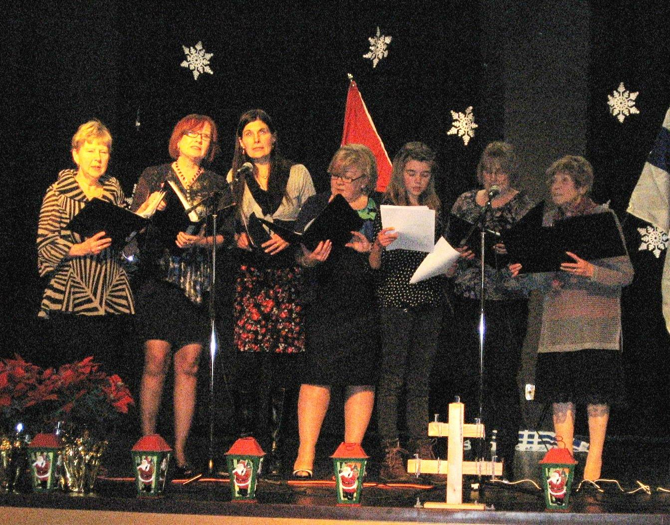 Finnish Society Christmas Party 2012