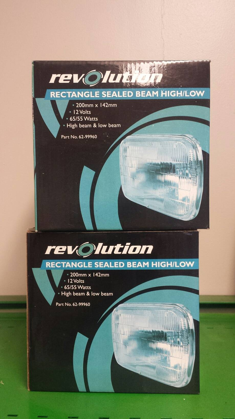 Rectangle Sealed Beam High/Low