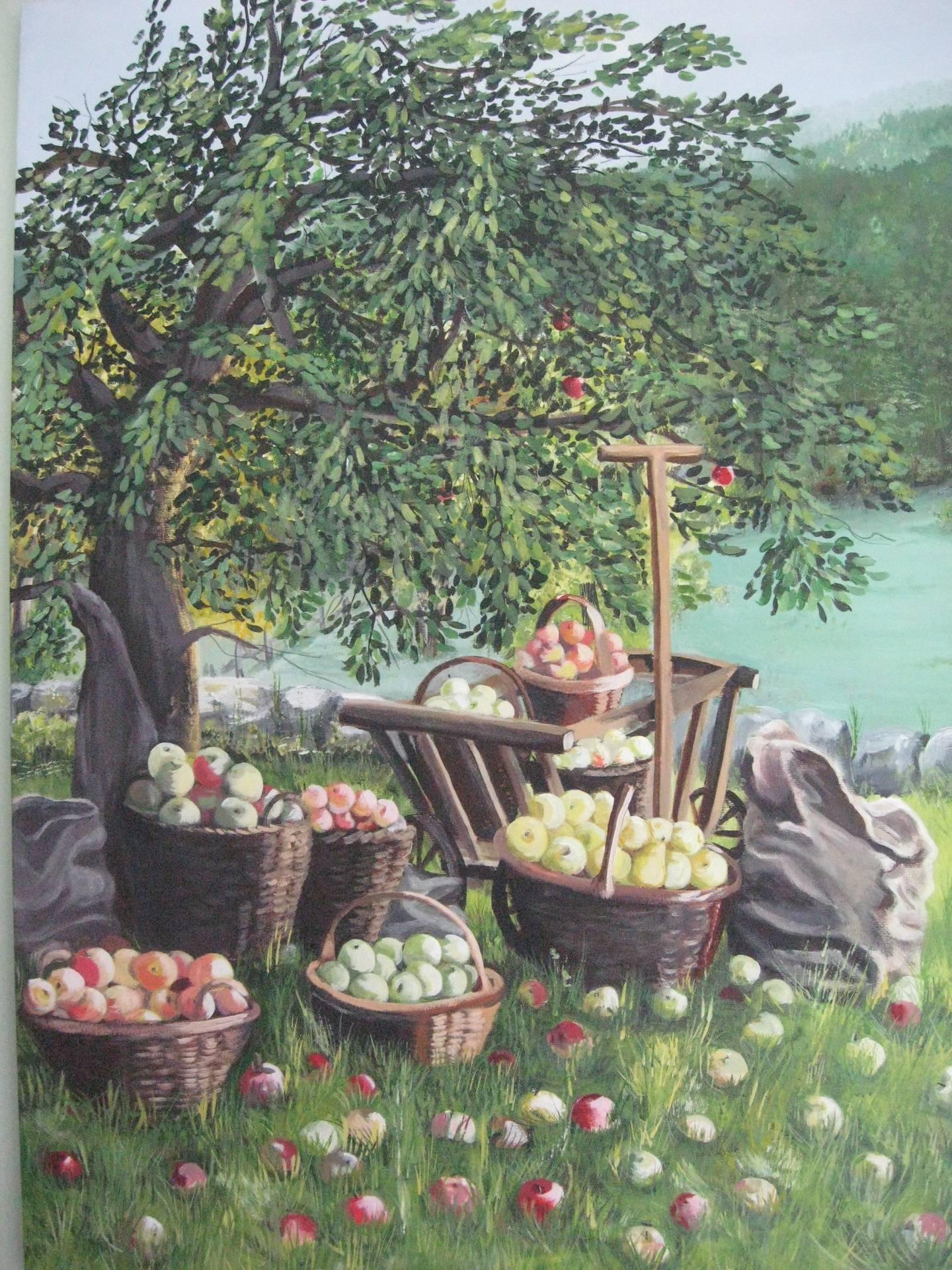 """""""Apple Harvest"""""""