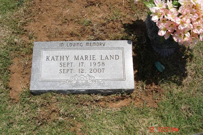 Located in Hope Cemetery, Henrietta, Texas