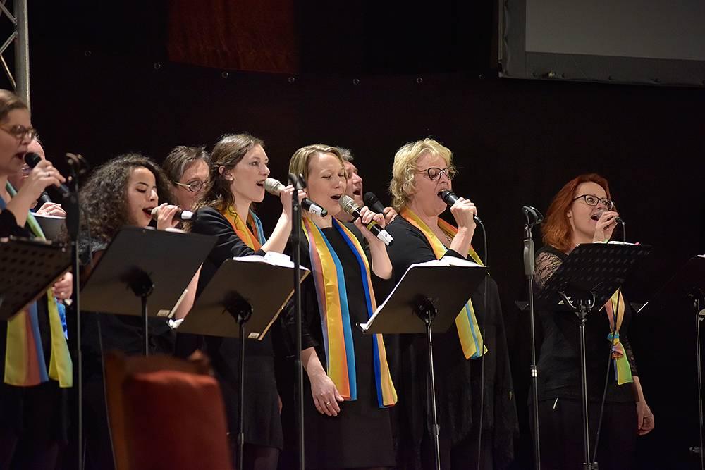 Kleiner Chor mit Solisten