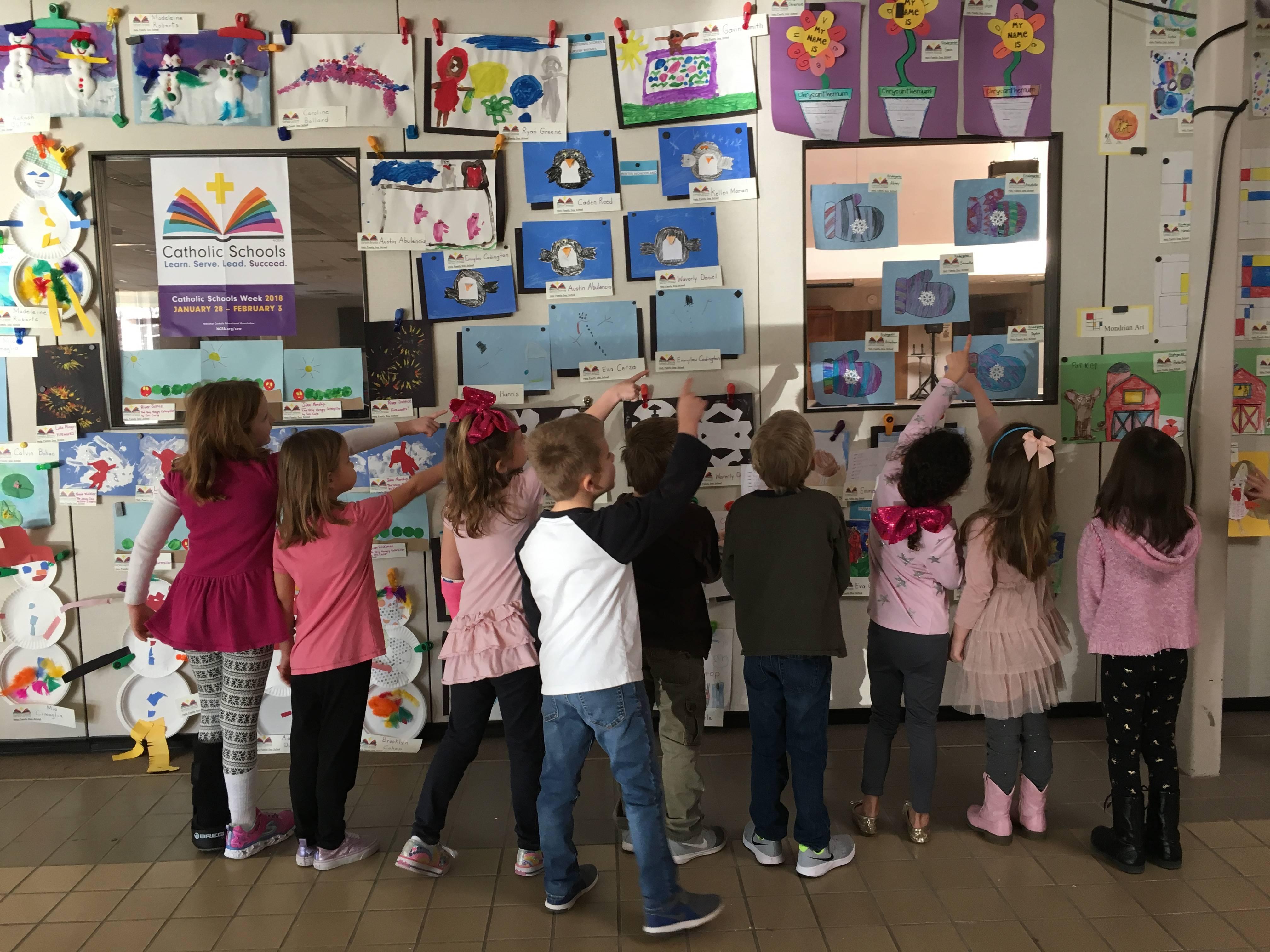 Our Annual Art Show