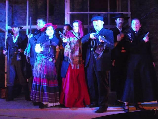 Carmen - Heritage Opera