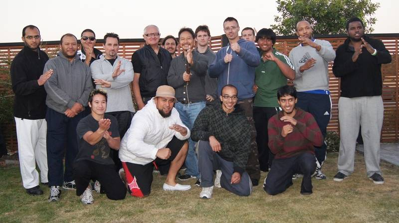Wing Chun brothers & others