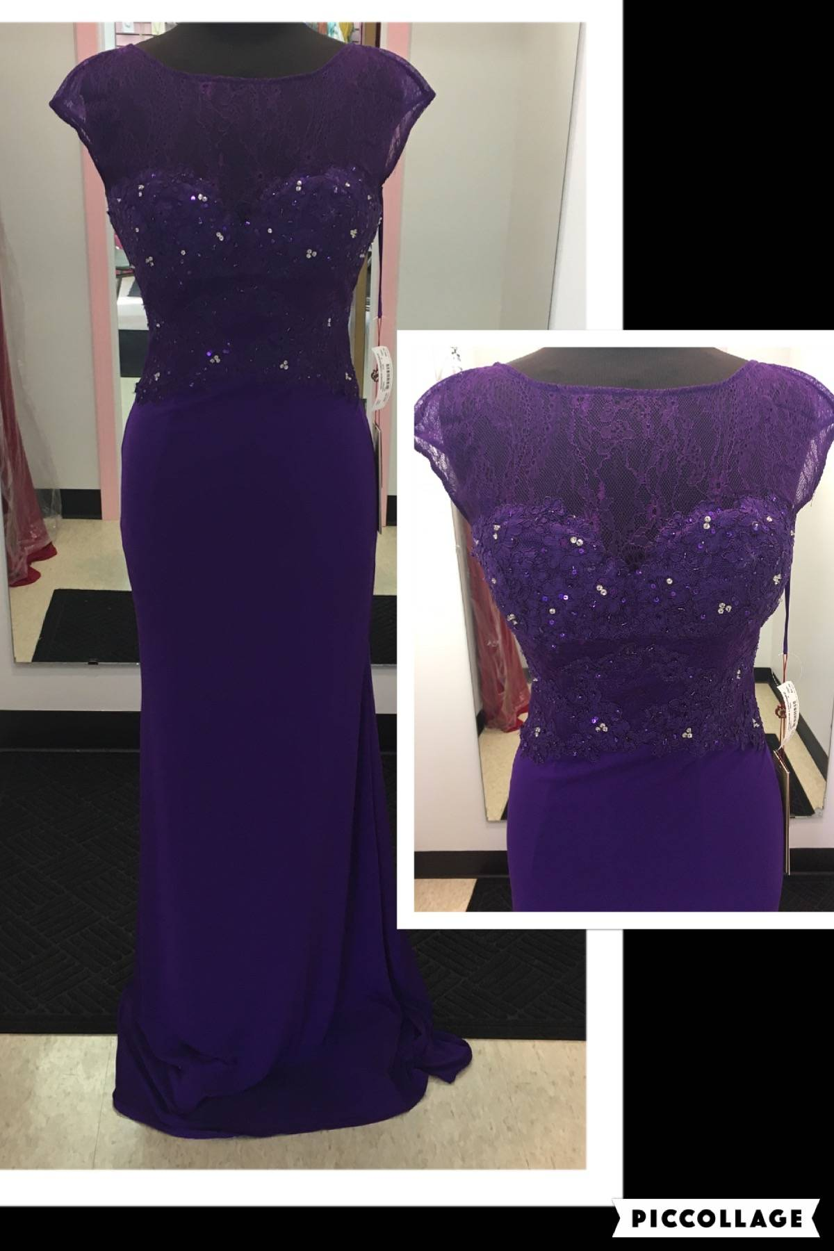 NWT FORMAL GOWN SIZE 6 $99.99
