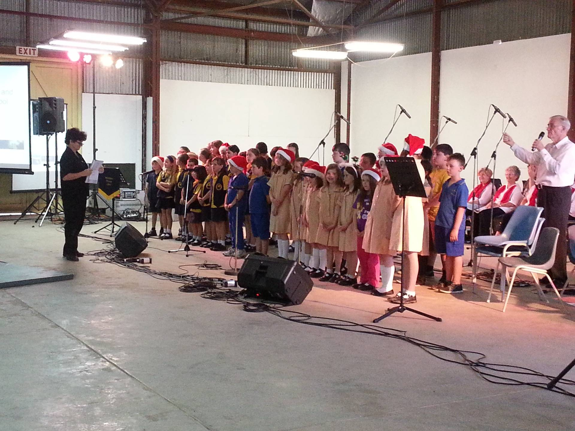 Combined Primary School Choirs