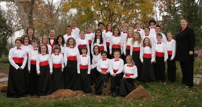 Concert Choir 2012-2013 17th Season Photo