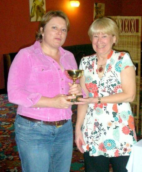 Ladies Division Winners