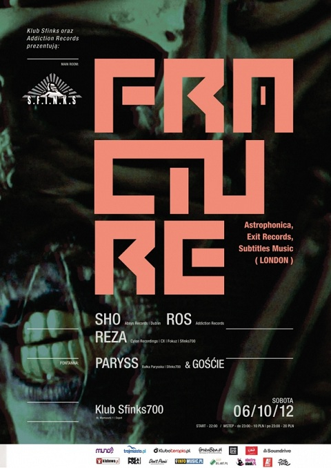 2012.10.06 - Fracture - Sfinks700 @ Sopot