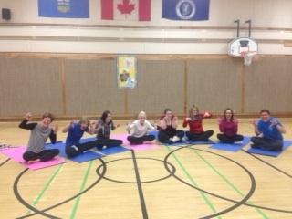Laughter Yoga Public class