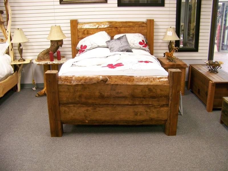 Queen , Cedar bed frame