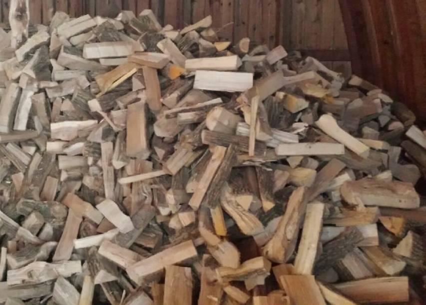Washington County Firewood - Seasoned, Dry, Stored Indoors