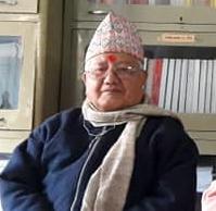 Dr. Vajra Raj Shakya