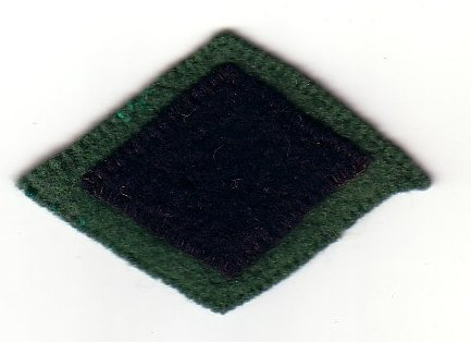 1987 - 1990 Rainbow Guider Hat Flash