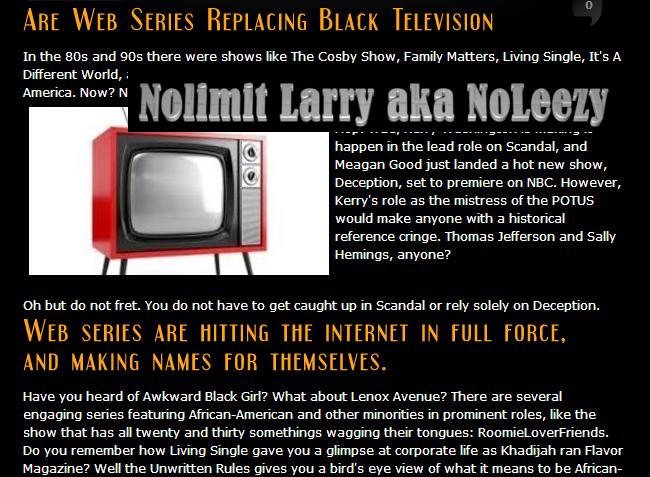 NoLimitLarry.com 1