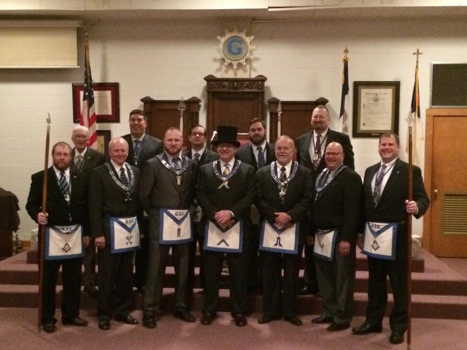 2015 Officers  WM Douglas Mentzer