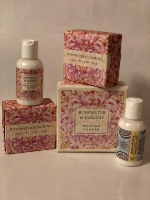 Gift Set # 1 Rosewater Jasmine