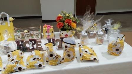 2015 Reception Door Prizes