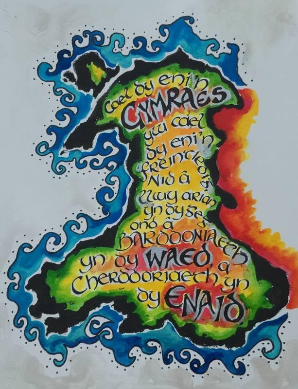 Cymraes neu Cymro ar gael