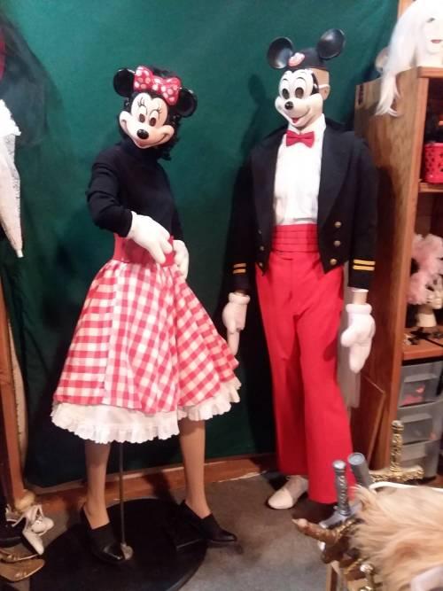 Micky & Minnie Mouse