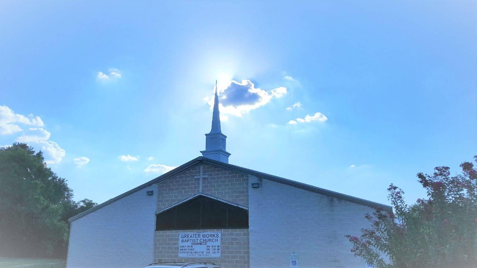 Greater Works Baptist Church, 4000 Tannehill Lane, Austin, TX, 78721, United States