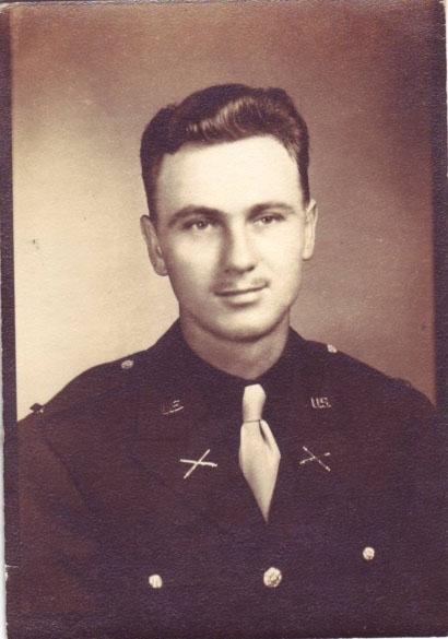 Edward Manning - Killed in France WW II - 1943
