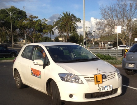 Driving School Point Cook - Toyota Corolla Hatch - Automatic