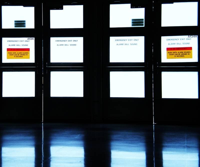 O'Hare doors