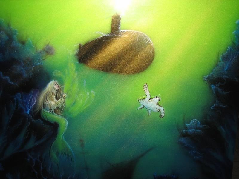 Safe Passage - USS Albany