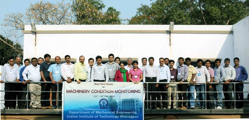 Short Course on Machinery Condition Monitoring