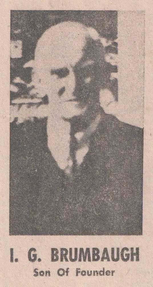 Irvin Grove Brumbaugh (1867-1943)