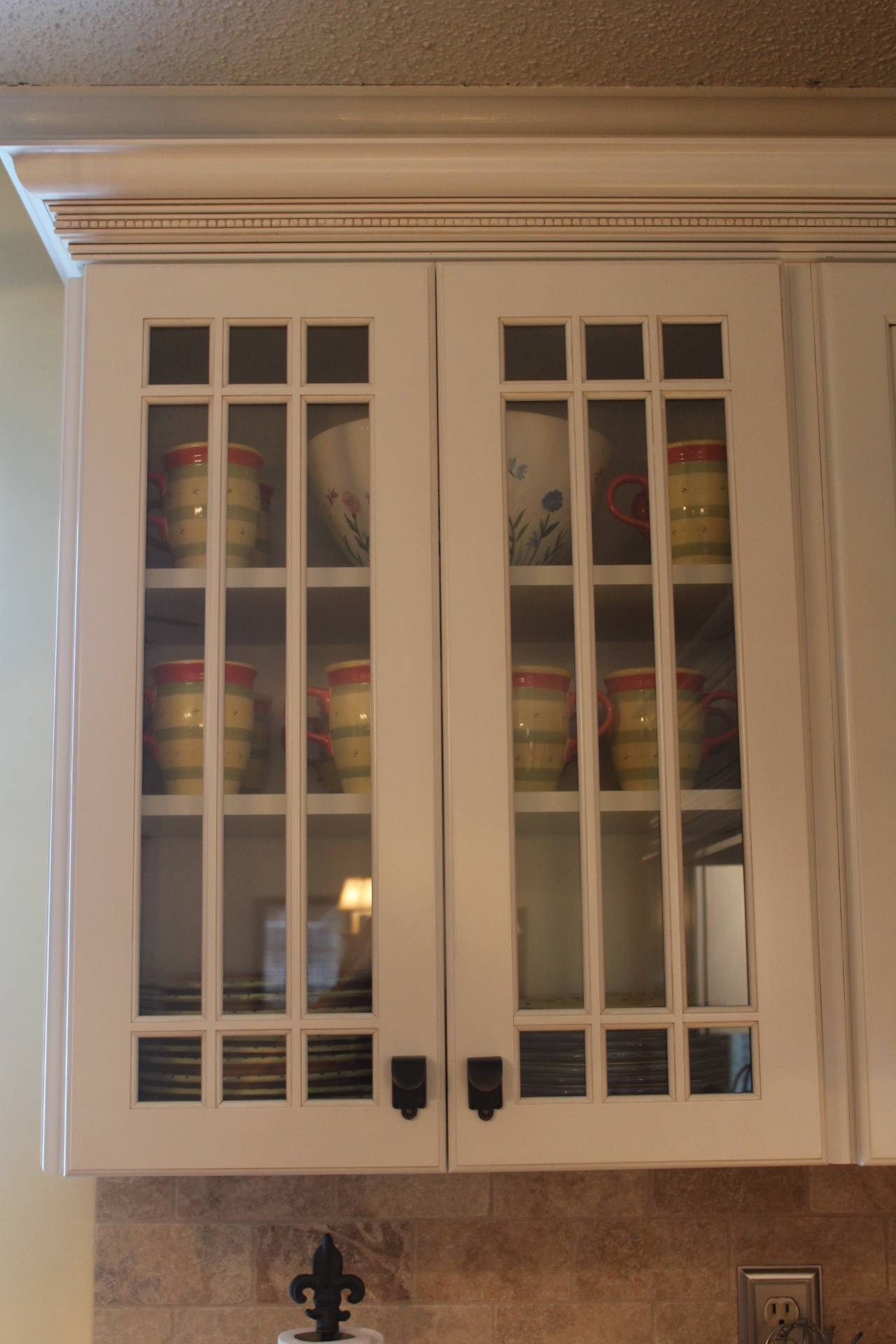 Showcase Mullion Doors