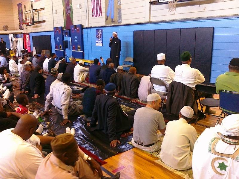 Imam Zaid's Friday Khutbah on Eid