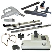 Sebo Power head and attachment kit