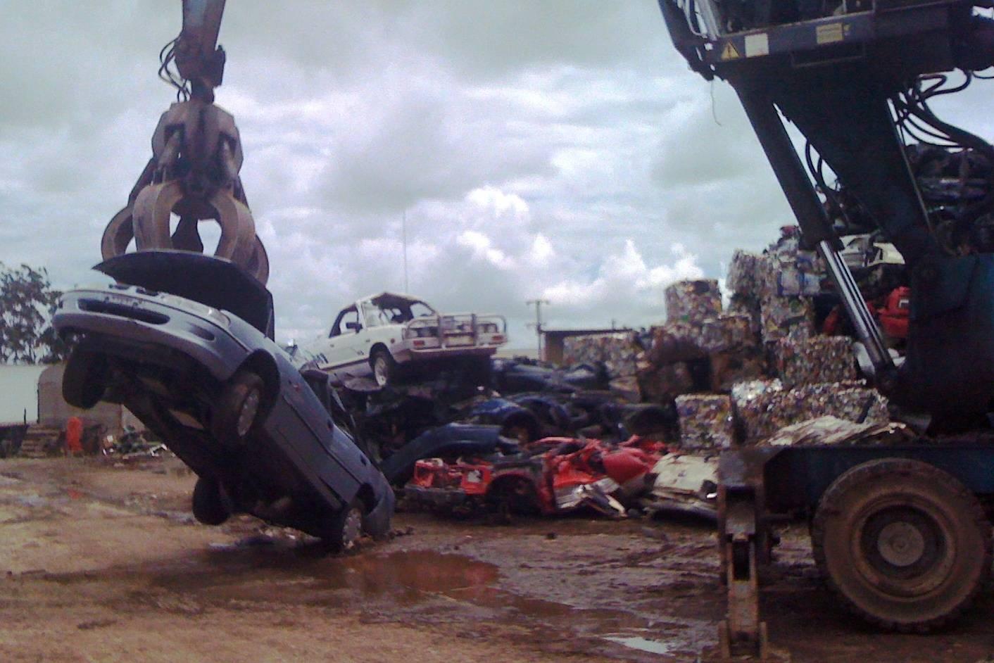 Holden Car Disposal