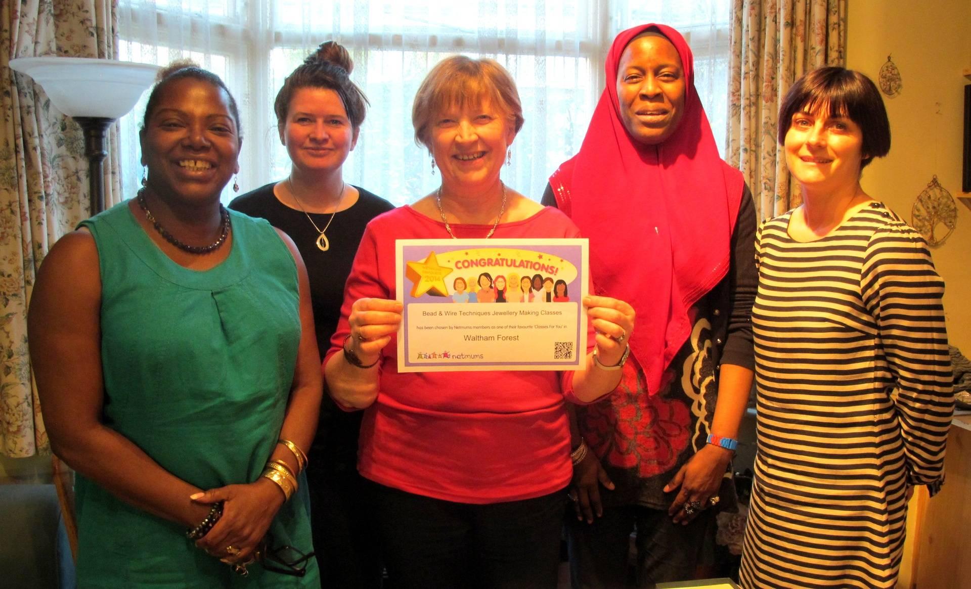 Netmums Award Picture
