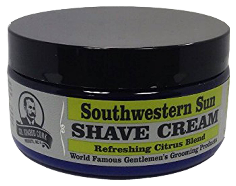 Southwestern Sun Shave Cream