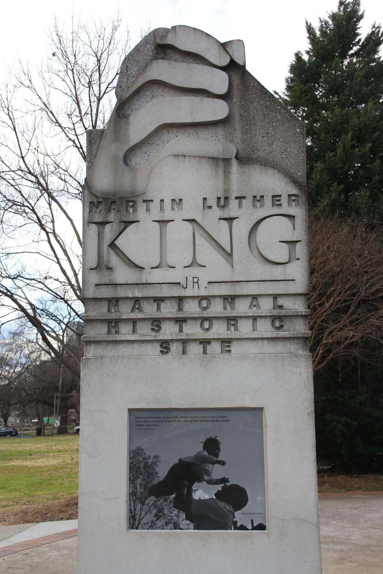 Martin Luther King Memorial, Atlanta GA