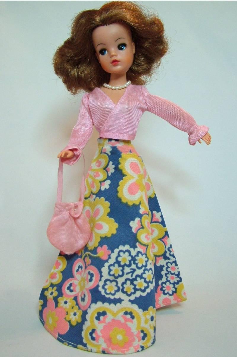 Bolero worn with Theatre Time skirt