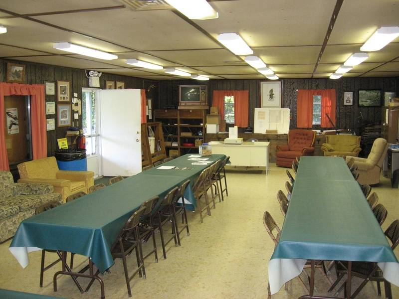 CLUBHOUSE INSIDE